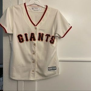 MLB SF Giants Madison Bumgarner majestic jersey